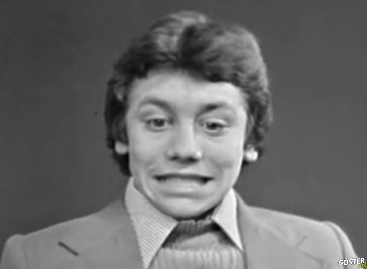 1977 yılında TRT'de yayınlanan Yetenek Sizsiniz yarışması: Gülünüz Güldürünüz