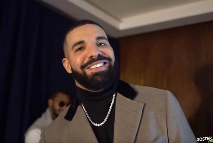 Kanadalı türkücü Drake'in üzerinde taşıdığı, toplamda 1 milyon Dolar'a tekabül eden kıyafetleri ve aksesuarları