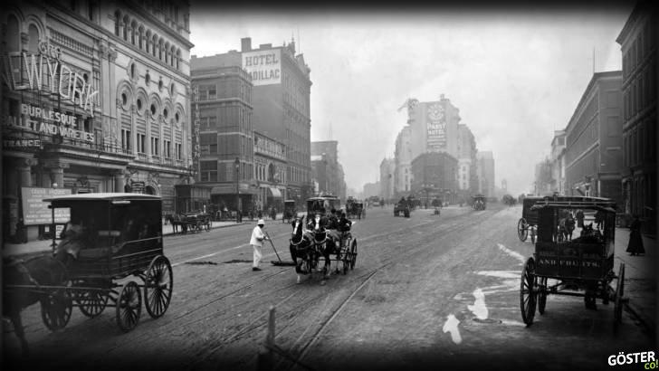 100 Yılda Trafiğin Evrimi: 1910'lardan günümüze neler değişti?