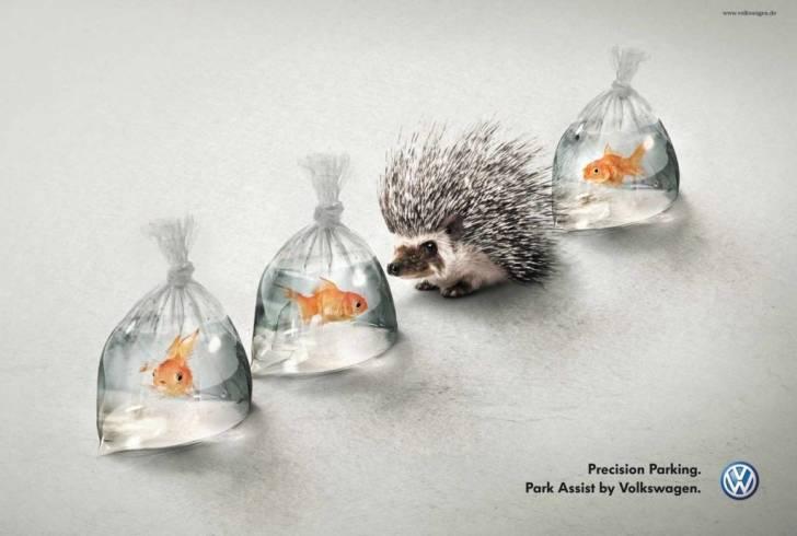 Best Print Advertising- Volkswagon