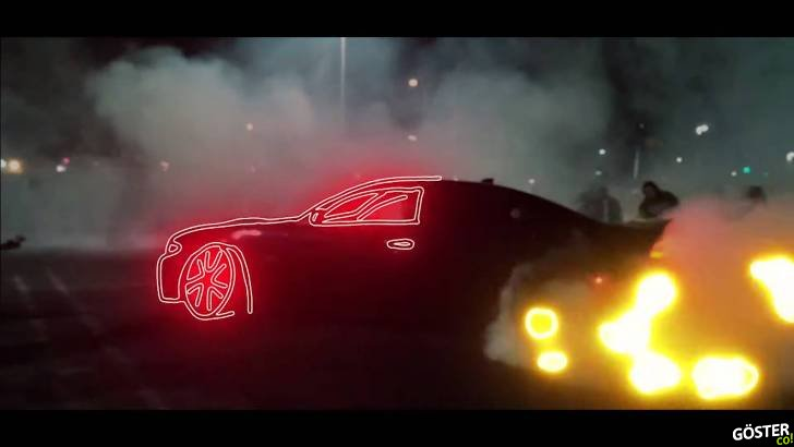 Tamamiyle sanal LED ışıklarıyla harika animasyonlar ve bir dakikadan kısa müzik klipleri yaratan kanal