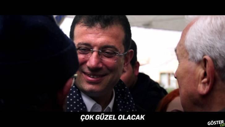 """Ekrem İmamoğlu'nun yeni seçim şarkısı: """"Olacak olacak, çok güzel olacak"""""""