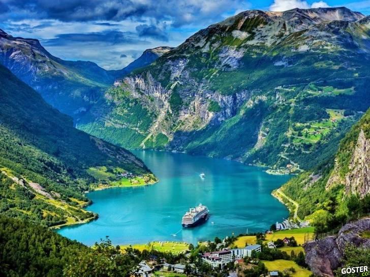 Burası Uzungöl olsa beğenirdiniz ama burası Norveç: Ülkenin en iyi 10 yeri — Seyahatten önce mutlaka bakın