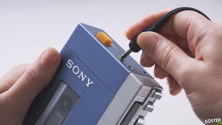 Sony'nin Walkman'in 40'ıncı yıl dönümü için özel olarak hazırladığı kısa film