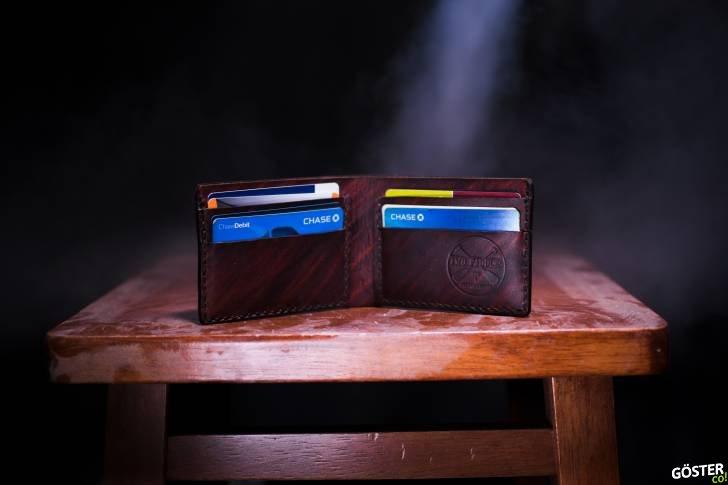 Kendi cüzdanınızı kendiniz yapın: Kolayca sıfırdan cüzdan yapımı anlatımı