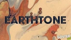 Yer yüzünün yüzlerce farklı renk ve doku tonu: Earthtone