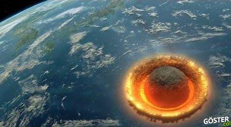 Dünya'ya dev bir asteroid çarpsa ne olur? (Discovery Channel simülasyonu ile anbean)