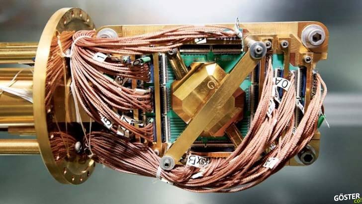 """Kuantum bilgisayarı hakkında bilmeniz gerekenler: Bilgisayarların gelişimi neden artık """"küçültmekle"""" alakalı değil?"""