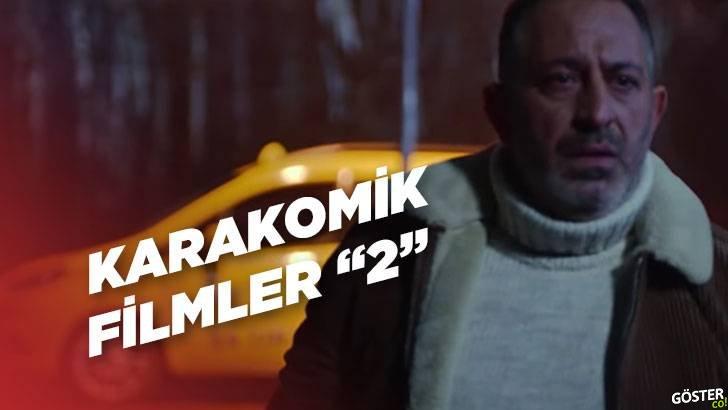 Karakomik Filmler 2'den ilk teaser: Cem Yılmaz'ın yeni filmi Ocak 2020'de sinemalarda