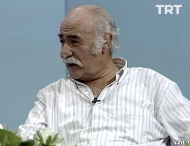 Yeşilçam oyuncusu ve Şener Şen'in babası Ali Şen'in gerçek sesi