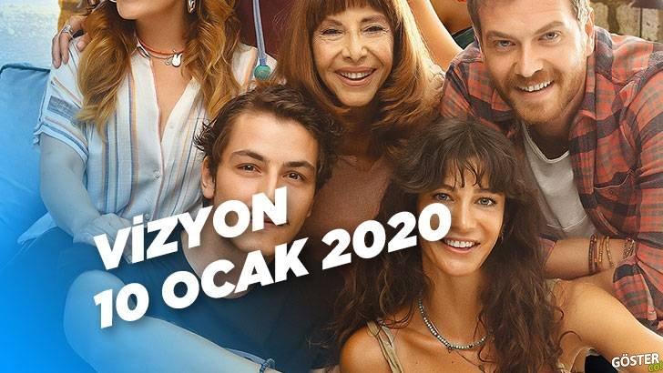 10 Ocak 2020 vizyon tarihli filmlerin fragmanları: Biz Böyleyiz, Gamonya, Sıfır Bir ve dahası…