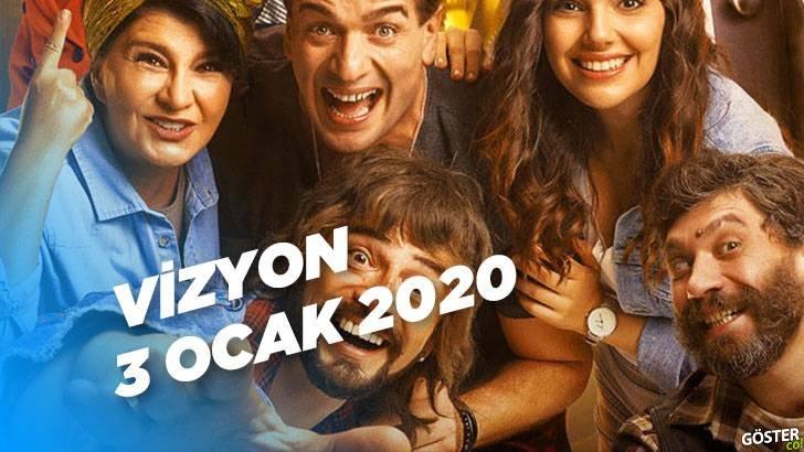 3 Ocak 2020 vizyon tarihli filmlerin fragmanları: Baba Parası, IP Man 4, Laz Kit ve dahası…