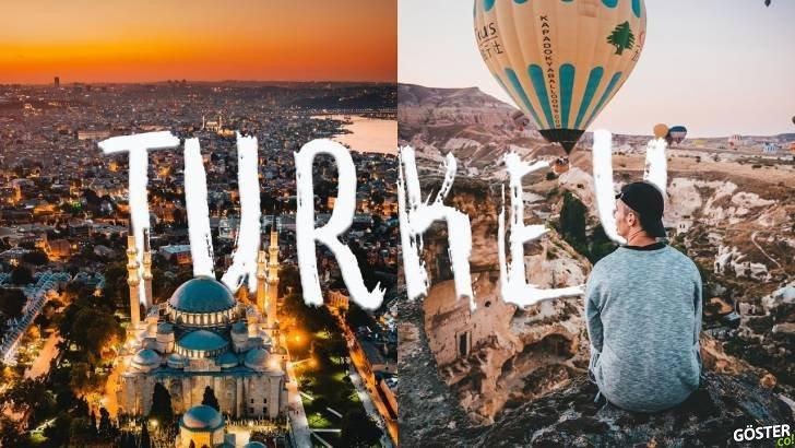 Türkiye'de 12 gün geçiren turistin gözünden, ülkemizin  güzellikleri (bazısını henüz biz tadamadık)