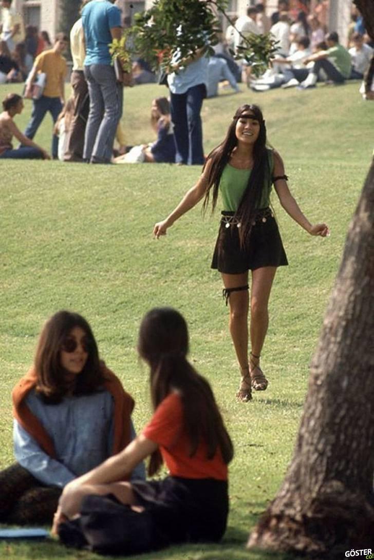 1960'lı yıllarda okul modası: Bazı kıyafetler o kadar güzel ki bugün giyesi geliyor insanın (16 fotoğraf)