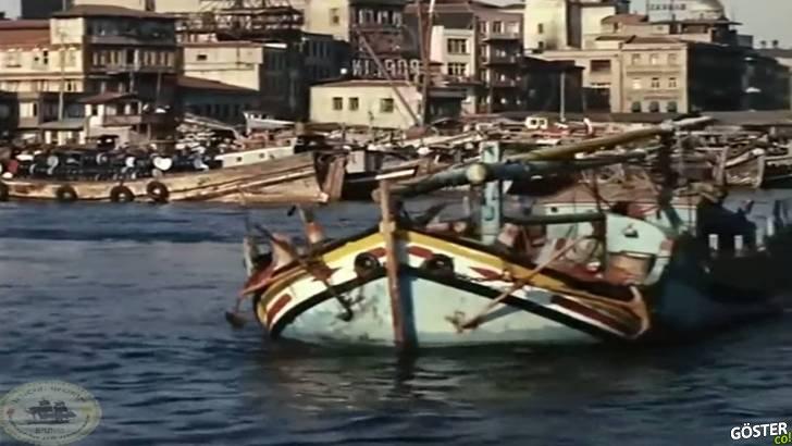 1964 yılından Boğaziçi görüntüleri: Fransız Maurice Pialat anlatımıyla ve Türkçe altyazılı