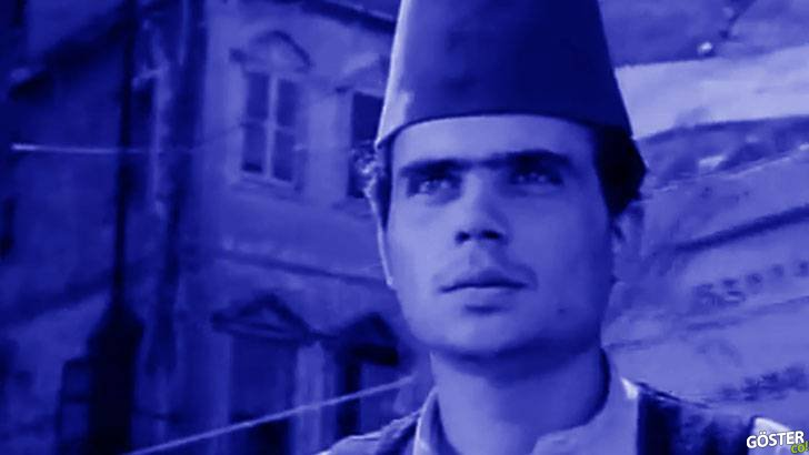 Amerika Amerika filmindeki, 1963 yılı İstanbul'u (Yine bol fesli ve takım elbiseli)