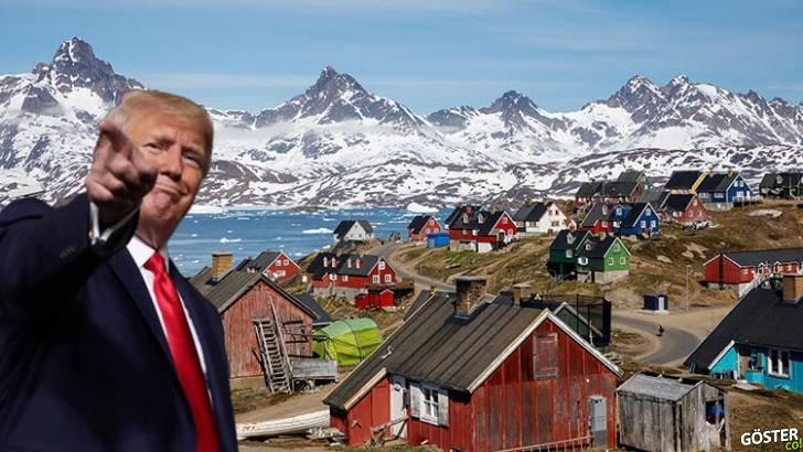 Trump'ın satın almak istediği ada olan Grönland'da halkın derdi başka
