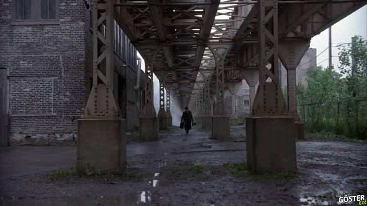 Ünlü görüntü yönetmeni Conrad Hall'un şahane vertigo çekimi