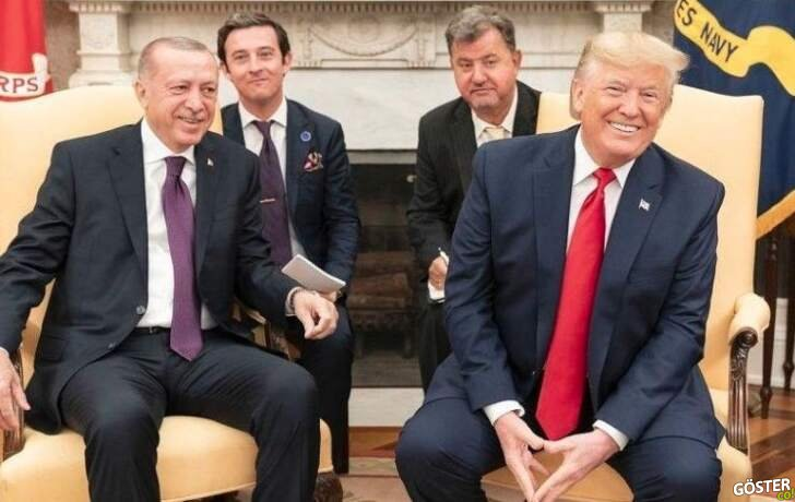 """Gazeteci Carl Bernstein: """"Trump sık sık Erdoğan ile konuşup Obama ve Bush'u şikayet ediyordu"""""""