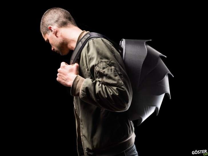 Sırt çantası yeniden tanımlandı: Pangolin ile tanışın