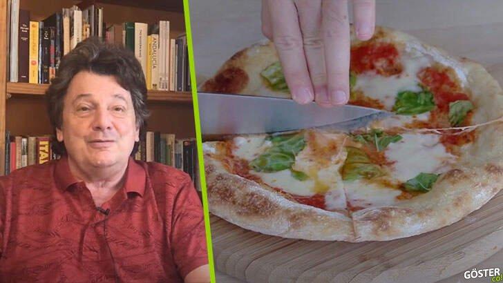"""Vedat Milor'un kanalından, evde """"Napoliten Pizza"""" yapımı: Uzun süren ama zahmetsiz bir yemek"""