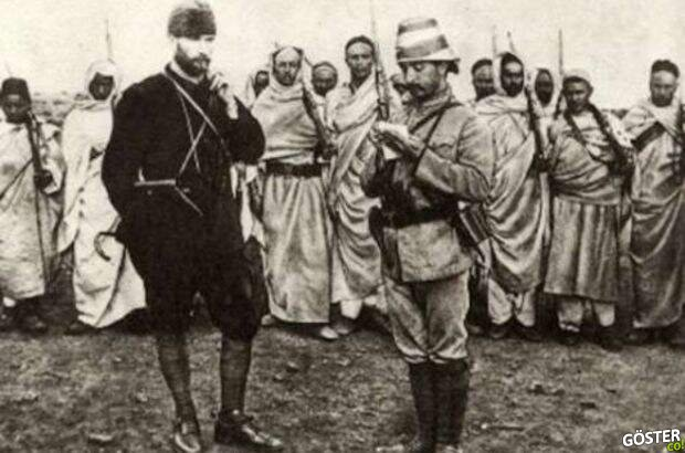 1911 – 1912 Libya (Trablusgarp) Savaşı: İtalyan işgali ve Osmanlı direnişi (Renklendirilmiş görüntülerle)