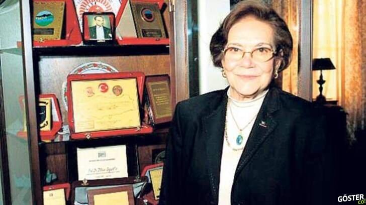 Dilhan Eryurt: NASA'da görev yapan ilk Türk bilim kadını
