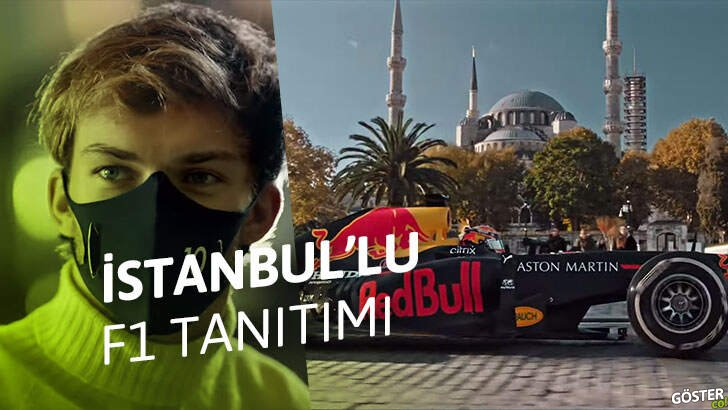 Project Istanbulls: F1 pilotları Pierre Gasly ve Alex Albon ile İstanbul'da çekilen reklam filmi yayımlandı