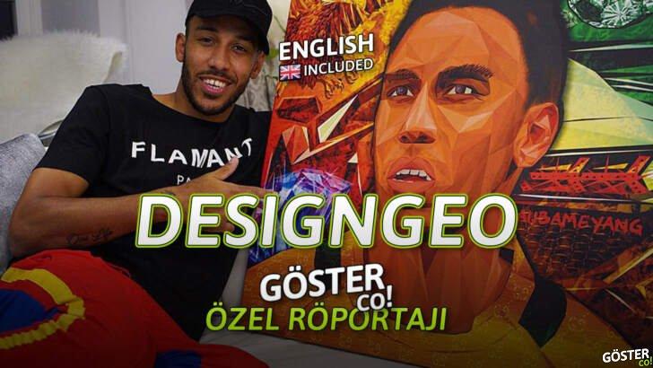 Kendi özel duvar sanatı markasını yaratan dijital illüstratör DesignGeo ile özel röportaj (English Version Included)
