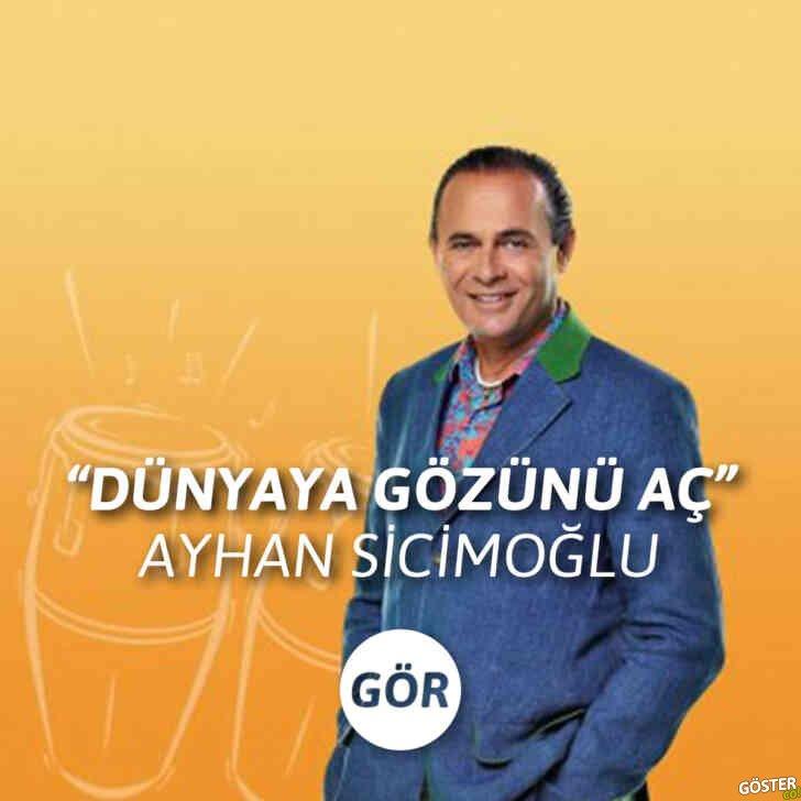 Ayhan Sicimoğlu'ndan matrak bir TED konuşması