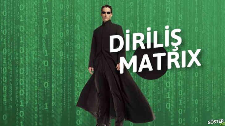 Diriliş Matrix: Şaka değil, Matrix'in 4. filminin adı 'Matrix Resurrections' olabilir