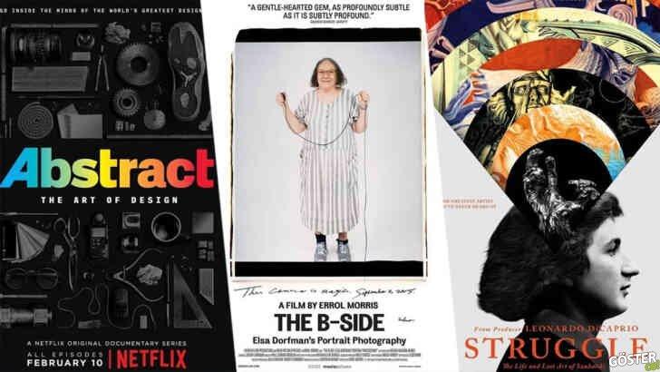 Grafik tasarımcılar için 10 Netflix belgeseli