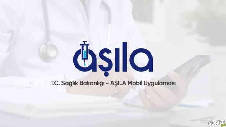 Sağlık Bakanlığı'ndan 'AŞILA' mobil uygulaması