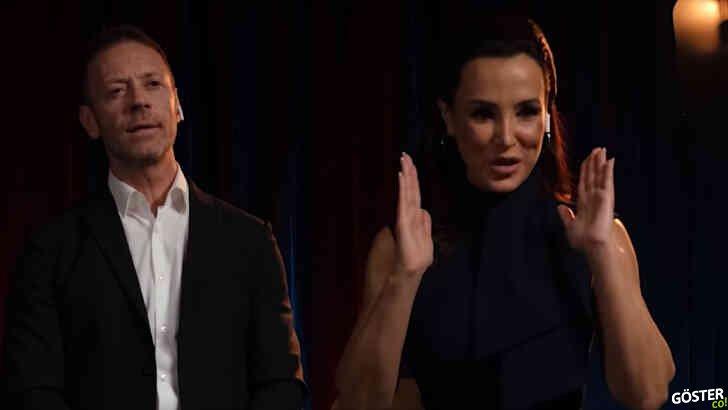 Ünlü yetişkin film oyuncuları Rocco ve Lisa, Armağan Çağlayan'ın sorularını yanıtladı