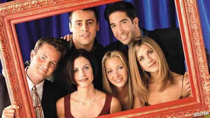 Friends dizisi ile ilgili pek bilinmeyen 20 şey: Mesela 'Lisa Kudrow' az da olsa Türkçe biliyormuş