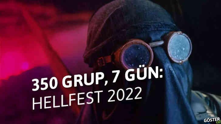 Hellfest 2022'de yer alacak gruplar açıklandı: 7 günde 350 müzik grubu ile Cehennem'e giriş