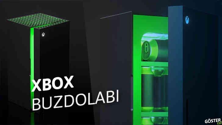 Xbox, 'mini buzdolabını' duyurdu (Şaka değil)