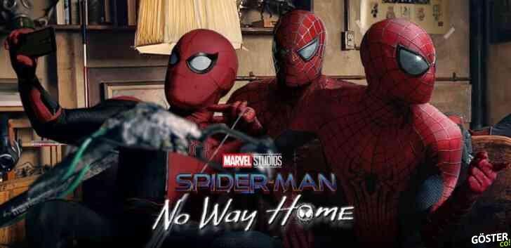 Merakla beklenen filmden görüntüler geldi: Örümcek-Adam: Eve Dönüş Yok (Teaser)