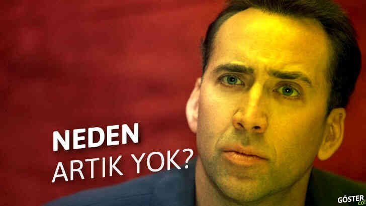 Nicolas Cage'i, neden artık Hollywood filmlerinde görmüyoruz?