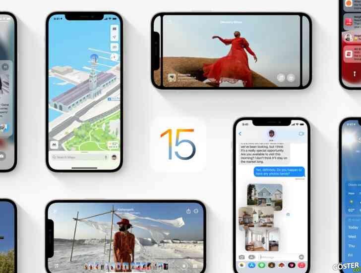 iOS 15 bugün kullanılabilir olacak: Bu cihazları destekliyor ve işte tüm yenilikler