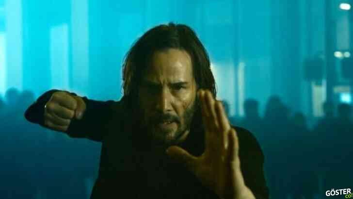 Matrix'in 4. filmi 'Resurrections'ın ilk fragmanı Türkçe altyazılı olarak yayımlandı