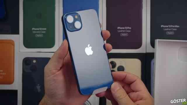 Türkçe iPhone 13, Mini, Pro ve Pro Max kutu açılışı: Sinematik ve makro moda bakış